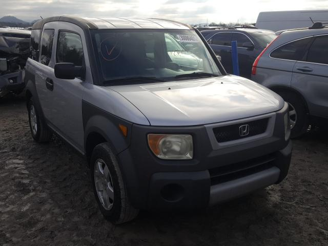 Salvage cars for sale from Copart Madisonville, TN: 2003 Honda Element EX