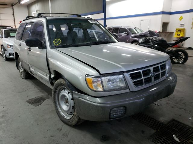 Salvage cars for sale from Copart Pasco, WA: 1999 Subaru Forester S