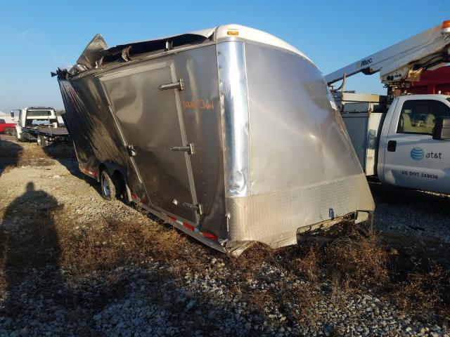 Salvage cars for sale from Copart Cicero, IN: 2007 Royl Cargo TRL