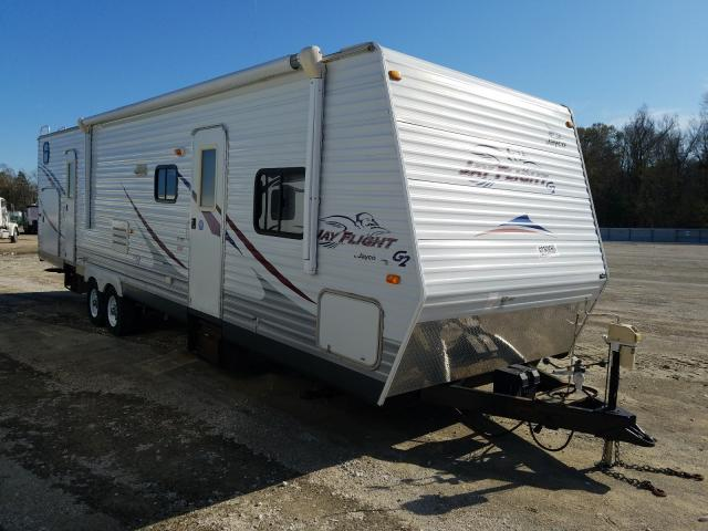 Jayco JAY Flight salvage cars for sale: 2008 Jayco JAY Flight