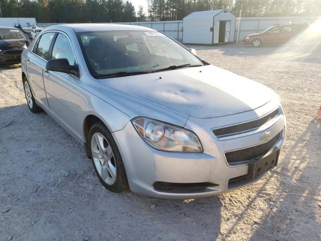Salvage cars for sale from Copart Charles City, VA: 2012 Chevrolet Malibu LS