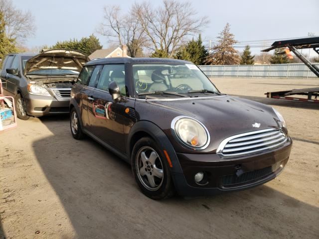 Mini salvage cars for sale: 2008 Mini Cooper CLU