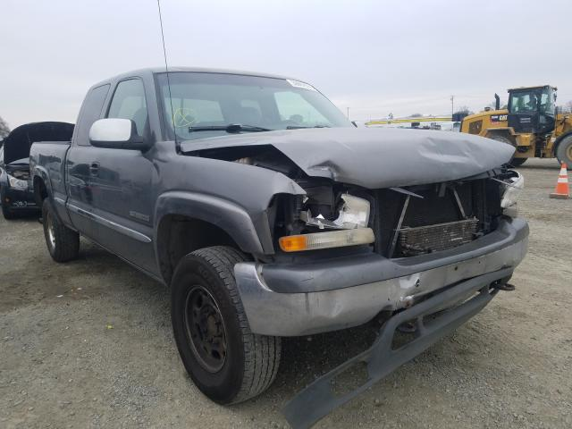Salvage cars for sale from Copart Antelope, CA: 2000 GMC New Sierra
