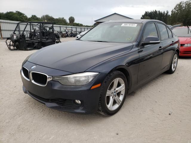 BMW 3 SERIES 2012 1