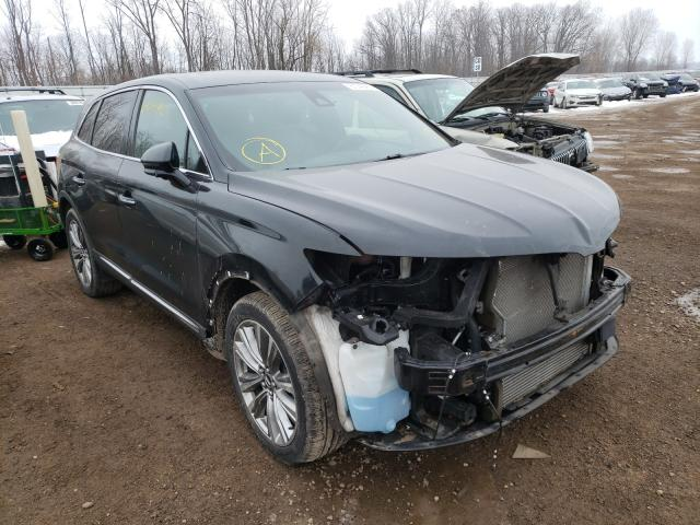 Lincoln salvage cars for sale: 2016 Lincoln MKX Reserv