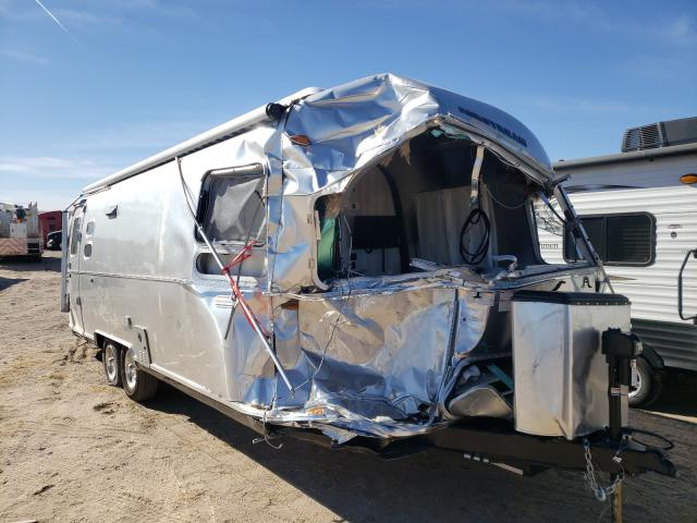 Salvage cars for sale from Copart Albuquerque, NM: 2021 Airstream Internatio