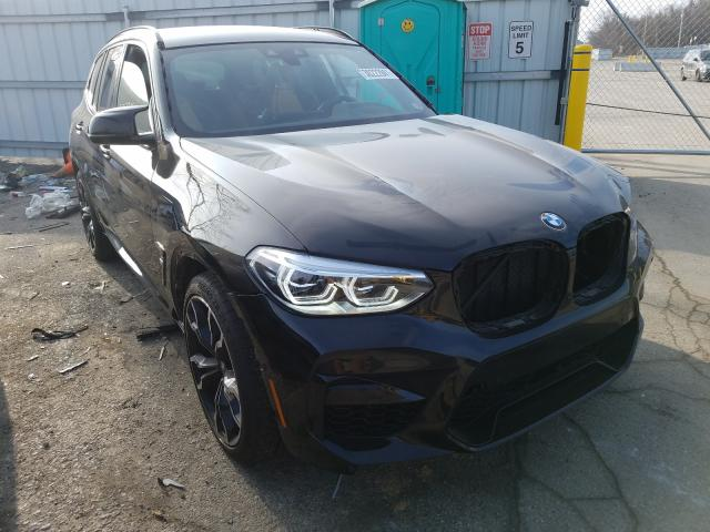 BMW X3 M Compe salvage cars for sale: 2020 BMW X3 M Compe