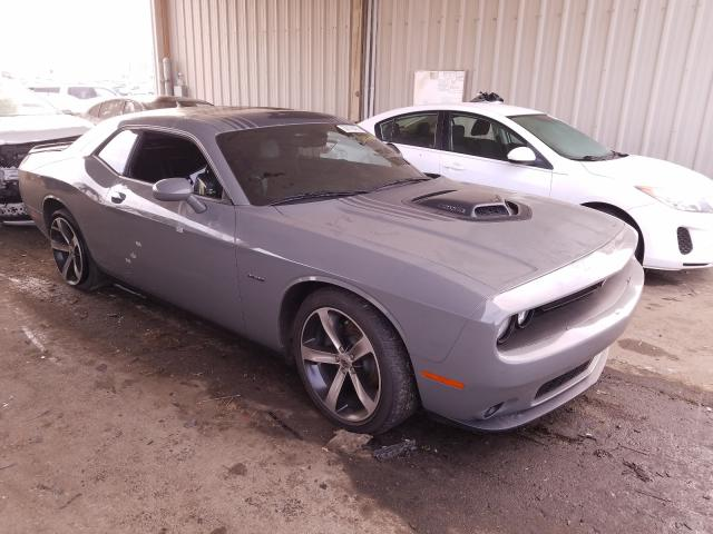 Salvage 2017 DODGE CHALLENGER - Small image. Lot 30170461
