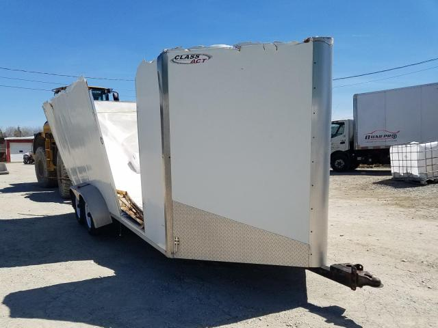 Salvage 2009 TRAIL KING TRAILER - Small image