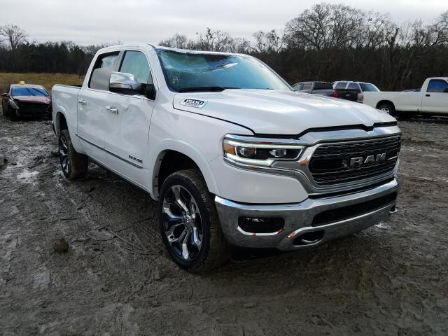 Dodge Vehiculos salvage en venta: 2021 Dodge RAM 1500 Limited