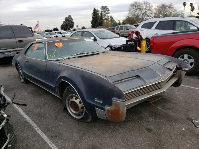 Oldsmobile salvage cars for sale: 1966 Oldsmobile Toronado