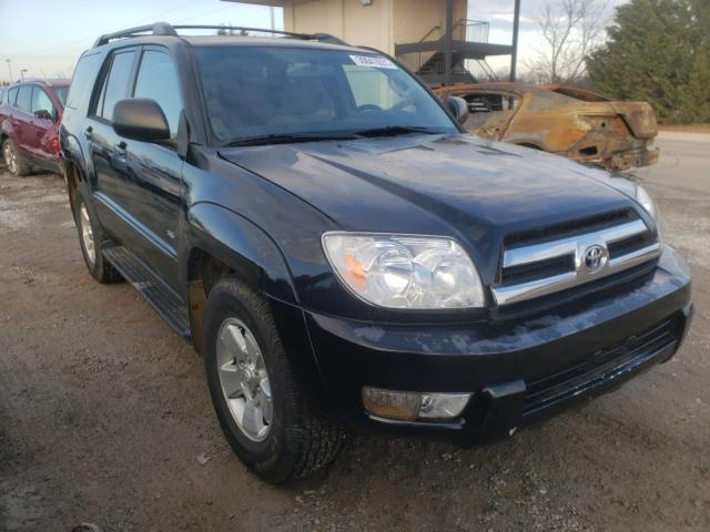 Salvage cars for sale from Copart Tanner, AL: 2005 Toyota 4runner SR