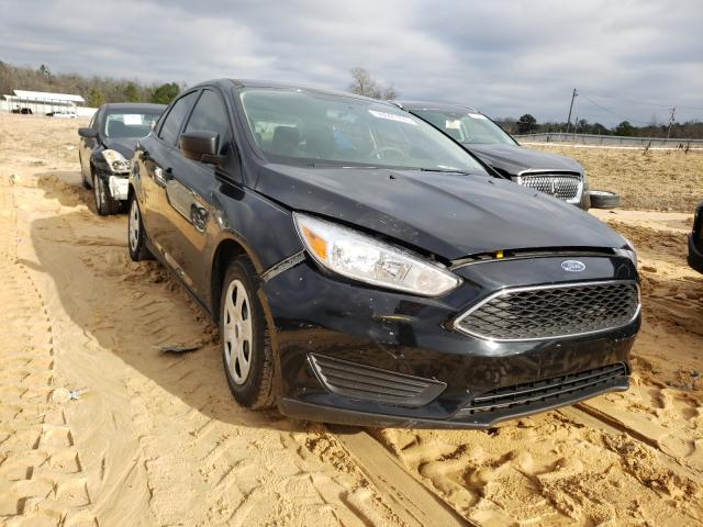 2018 FORD FOCUS S - Left Front View Lot 30641791.