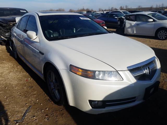 Salvage 2006 ACURA TL - Small image. Lot 30491821