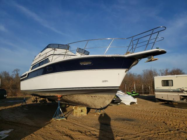 Carver Boat salvage cars for sale: 1988 Carver Boat