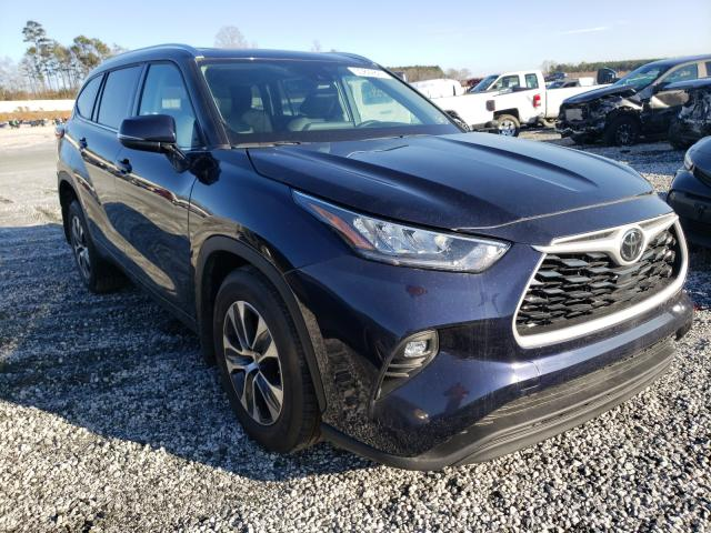 2020 Toyota Highlander for sale in Spartanburg, SC