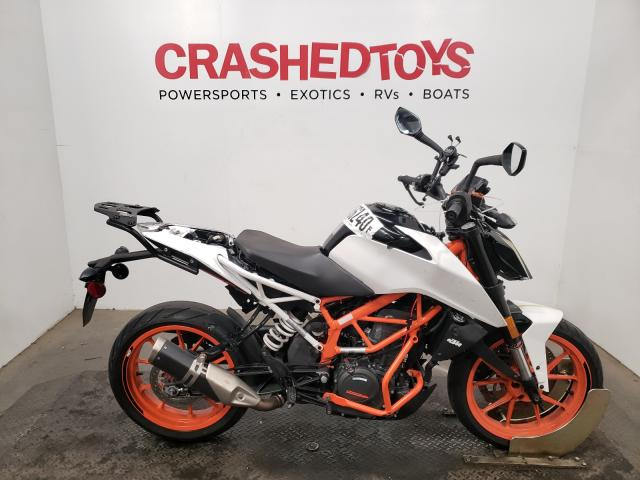 KTM salvage cars for sale: 2017 KTM Motorcycle