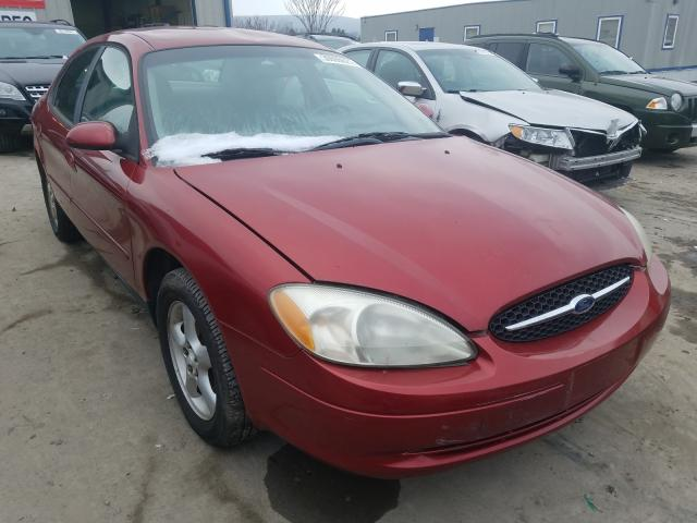 Ford Taurus salvage cars for sale: 2001 Ford Taurus