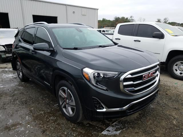 Salvage cars for sale from Copart Jacksonville, FL: 2018 GMC Terrain SL
