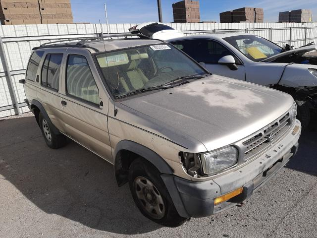 Salvage cars for sale from Copart Las Vegas, NV: 1996 Nissan Pathfinder
