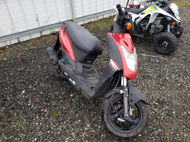 Salvage cars for sale from Copart Arlington, WA: 2013 Kymco Usa Inc Agility 12