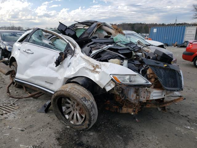 Salvage 2011 LINCOLN MKX - Small image. Lot 29697761