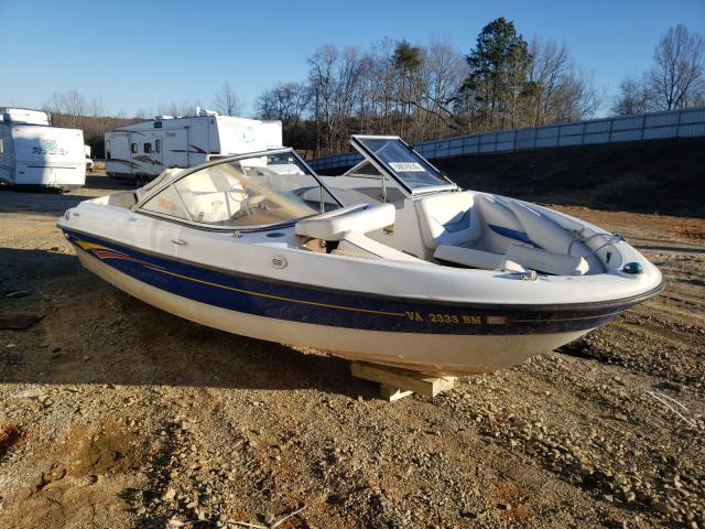 Bayliner salvage cars for sale: 2007 Bayliner Boat Only