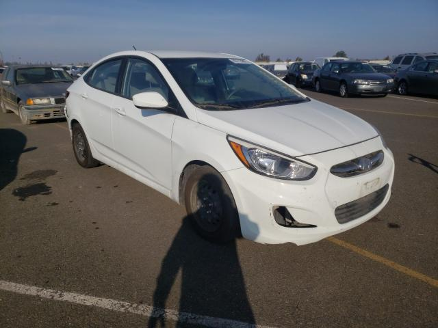 Salvage cars for sale from Copart Sacramento, CA: 2016 Hyundai Accent SE