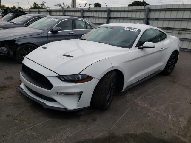 FORD MUSTANG 2020 1