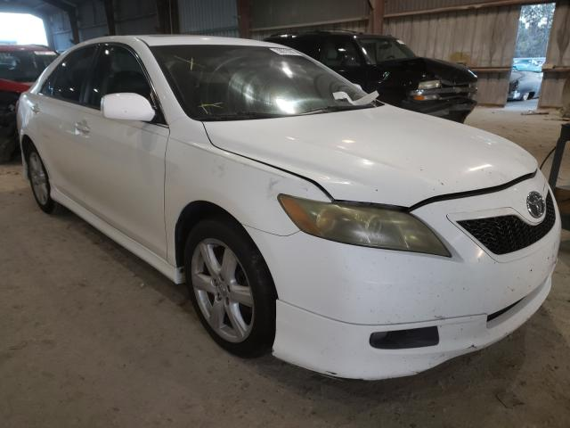 Salvage 2008 TOYOTA CAMRY - Small image. Lot 30072201