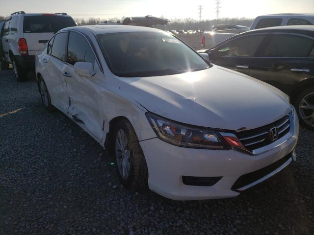 Honda salvage cars for sale: 2015 Honda Accord EXL