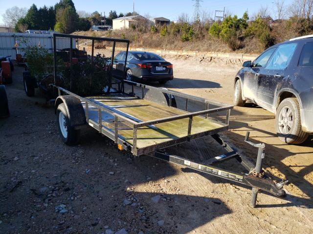 Vehiculos salvage en venta de Copart China Grove, NC: 2015 Caon Trailer