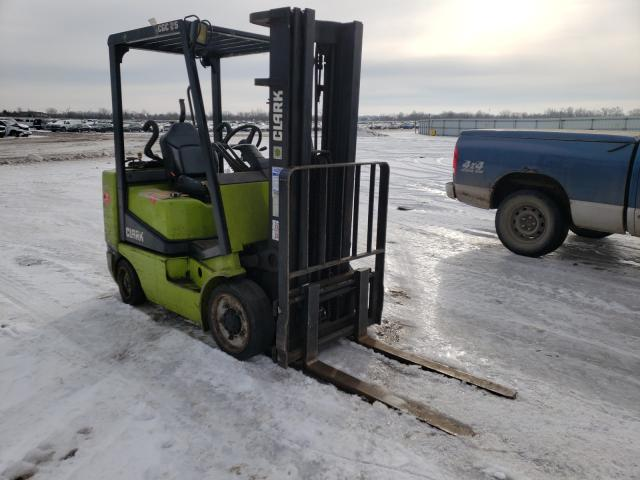 1995 Clark Forklift for sale in Elgin, IL