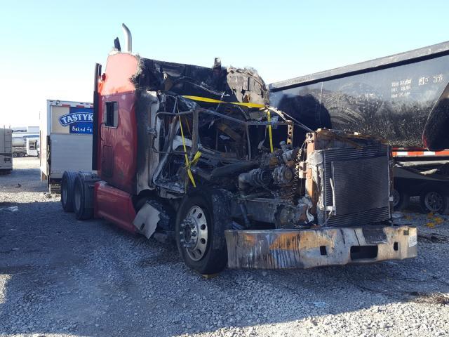 Peterbilt 389 salvage cars for sale: 2015 Peterbilt 389