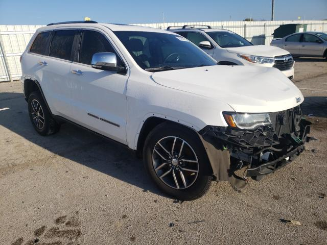 Salvage cars for sale from Copart Lexington, KY: 2017 Jeep Grand Cherokee