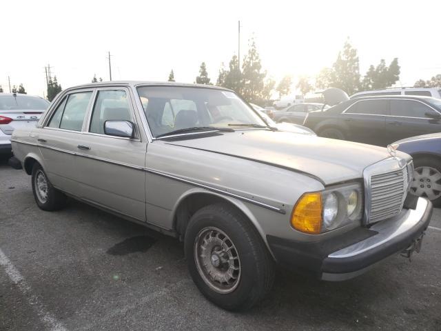 Global Auto Auctions: 1985 MERCEDES-BENZ 300