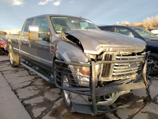 Ford salvage cars for sale: 2009 Ford F350 Super
