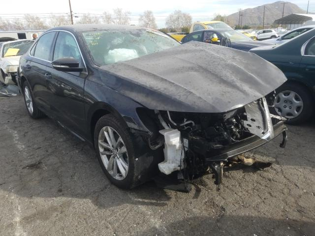 Salvage cars for sale from Copart Colton, CA: 2020 Volkswagen Passat SE