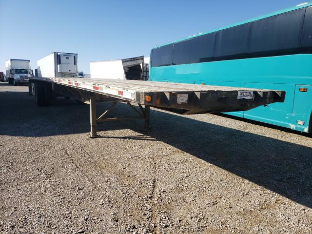 Fontaine salvage cars for sale: 2003 Fontaine Trailer