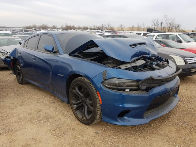 Salvage cars for sale from Copart Bridgeton, MO: 2020 Dodge Charger R