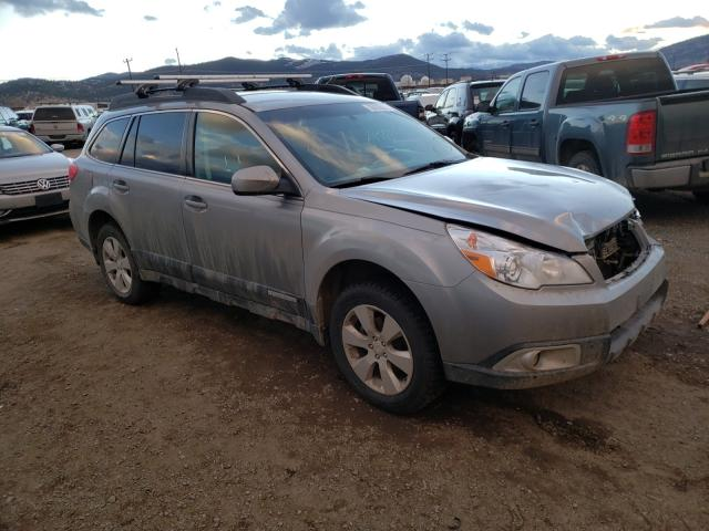 Salvage cars for sale from Copart Helena, MT: 2010 Subaru Outback 2