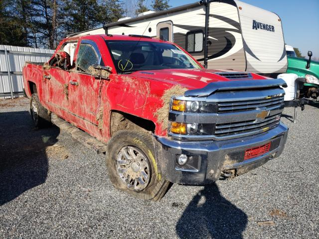 Salvage cars for sale from Copart Fredericksburg, VA: 2017 Chevrolet Silverado