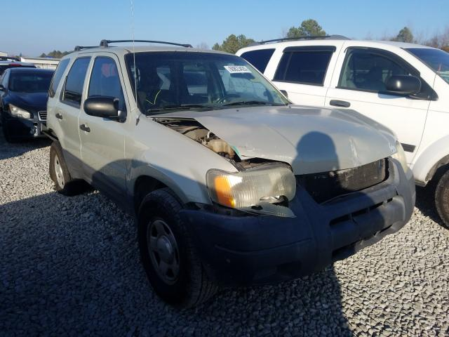 Ford Escape XLS salvage cars for sale: 2004 Ford Escape XLS