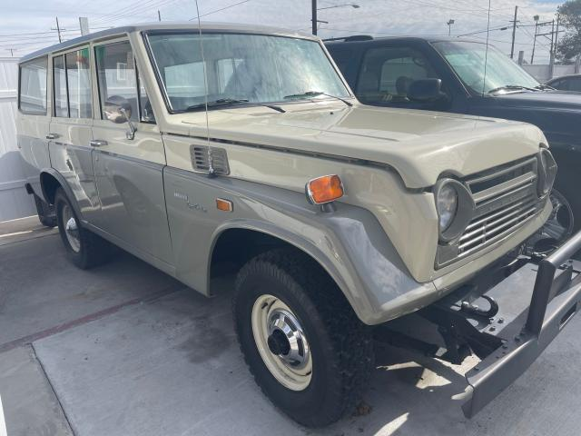 Global Auto Auctions: 1971 TOYOTA LANDCRUISE
