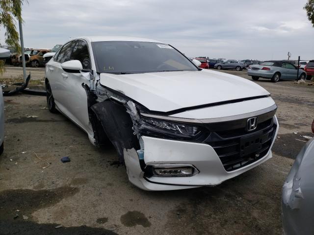 Vehiculos salvage en venta de Copart Martinez, CA: 2019 Honda Accord Sport