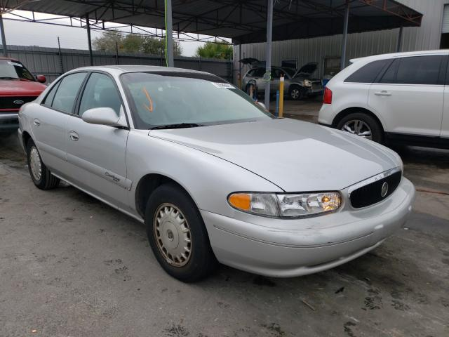 Buick Century salvage cars for sale: 2000 Buick Century