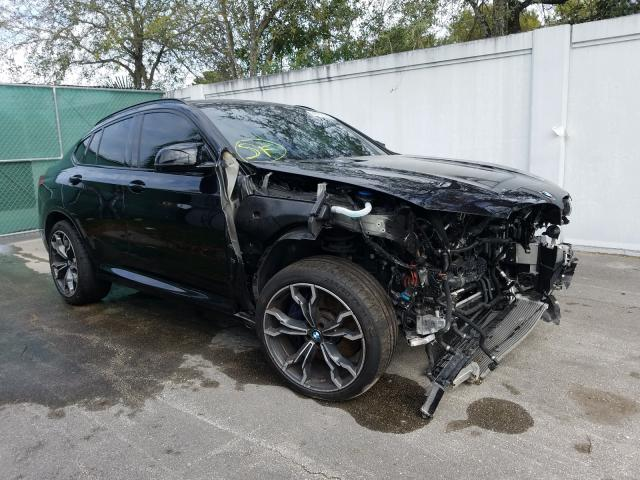 Salvage 2020 BMW X4 - Small image. Lot 29758231