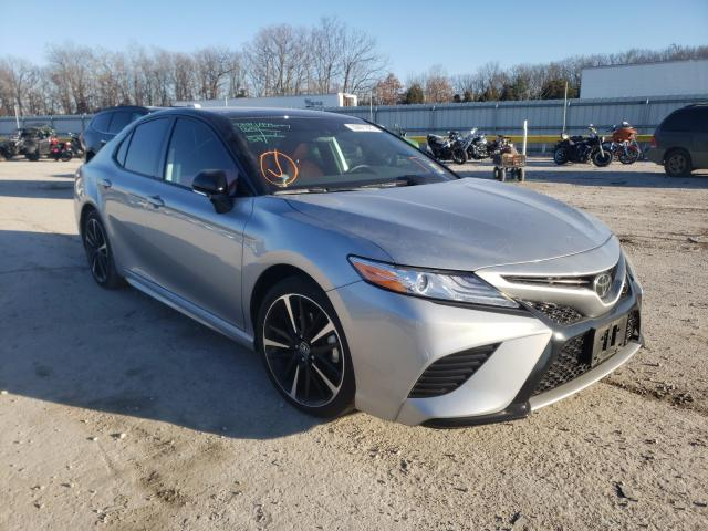 2020 TOYOTA CAMRY XSE - Other View Lot 30471381.