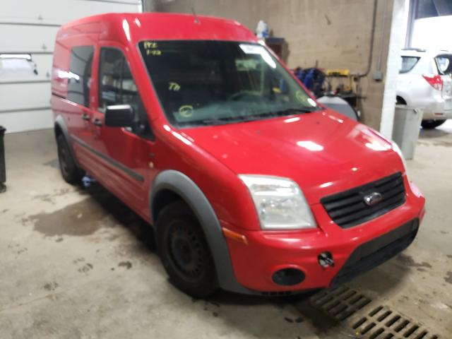 Salvage cars for sale from Copart Blaine, MN: 2012 Ford Transit CO