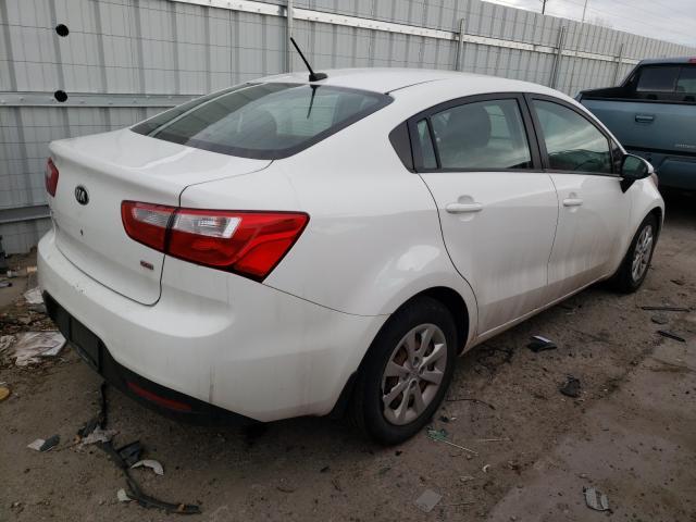 цена в сша 2013 Kia Rio Lx 1.6L KNADM4A31D6197931